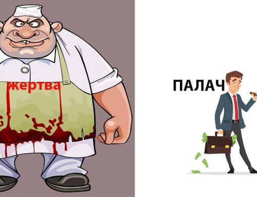 Жертви и насилници